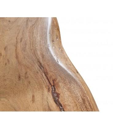 Konferenční stolek Live 130x60 cm Akácie Přírodní