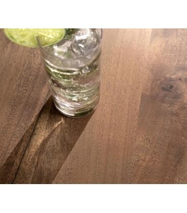 Jídelní Stůl Klasik 200x100 cm Akácie Platina Nohy Proražené