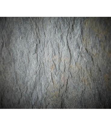 Komoda Juwe 175 cm Akácie Přírodní Kamenná Dýha