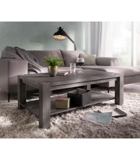 Konferenční stolek Vida 120x70 cm Akácie Platina Masiv