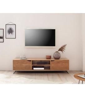 Televizní Stolek Toca 160 cm Akácie Přírodní