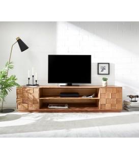 Televizní Stolek Grace 200 cm Akácie Přírodní