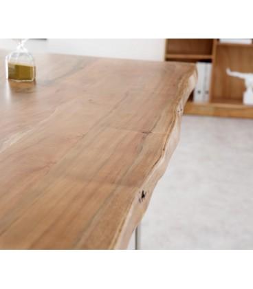 Psací Stůl Live 170x170 cm Akácie Přírodní