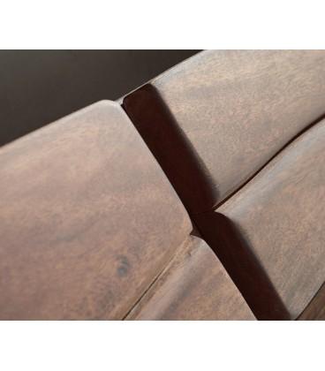 Televizní stolek Live 146 cm Akácie Hnědá 3 Šuplíky