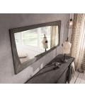 Zrcadlo Viat 160x70 cm Akácie Platina