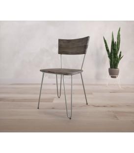 Jídelní Židle Vero Akácie Platina