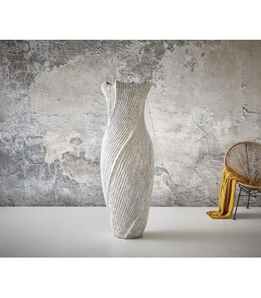 Váza 165x56 Beton Bělený