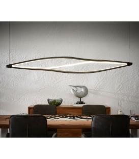 Závěsné světlo Gabbi 178 cm LED 86 W