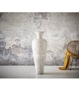 Váza Kabi 120x45 cm Beton Bělený