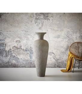 Váza Kabi 120x45 cm Beton Šedý