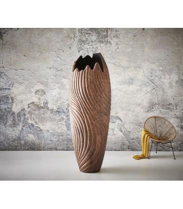 Váza Arte 220x72 cm Beton Měděný
