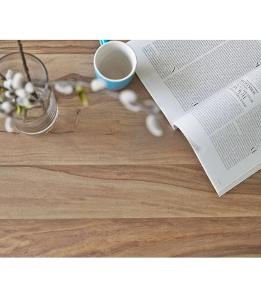 Jídelní Stůl Classic 140x90 Sheesham Nohy Úzké