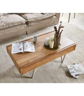 Konferenční stolek Viat 115x60 cm Akácie Přírodní