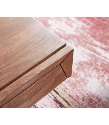Konferenční stolek Viat 115x60 cm Akácie Hnědá
